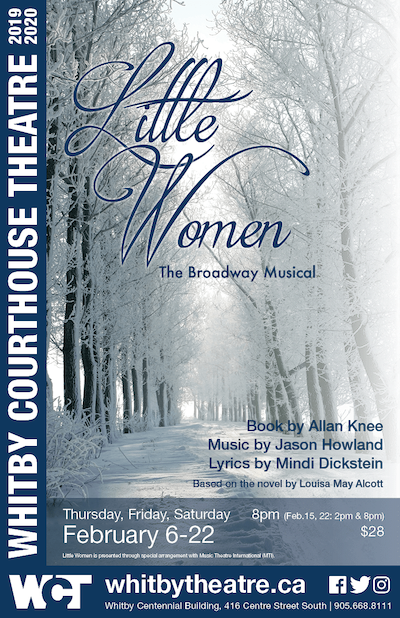 Little Women the Broadway Musical